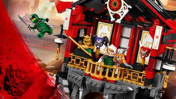 LEGO NINJAGO Ride Ninja product video  70643 Temple of Resurrection