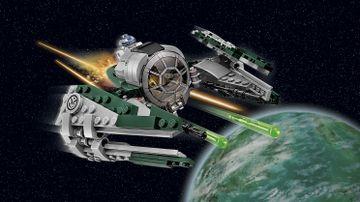 75168 Yodas Jedi Starfighter