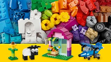 10692 LEGO Creative Bricks