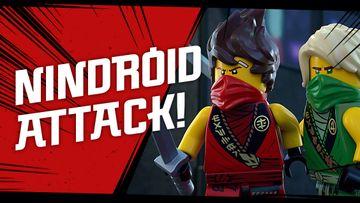 NINJAGO City Nindroid Attack - LEGO® NINJAGO® Legacy