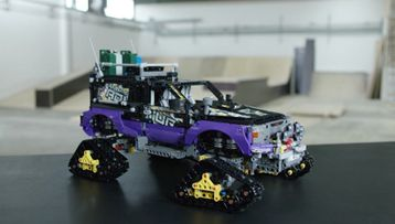 LEGO® Technic Extreme Adventure