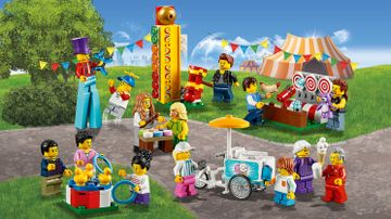 60234 People Pack Fun Fair v29