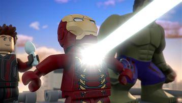 Avengers Team Up