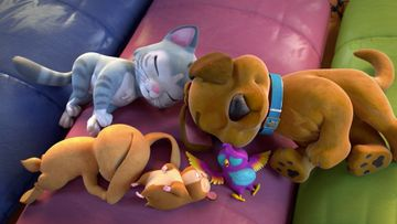 Friends_The Pets Secret Mission_1HY20_Mini Movie
