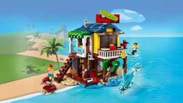 Casa Surfera en la Playa
