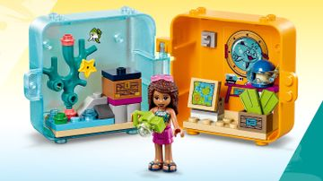 41410 - Andrea's Summer Play Cube