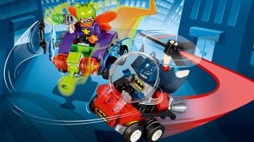 Mighty Micros: Batman™ mot Killer Moth™