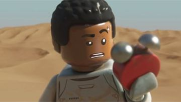 LEGO Star Wars: The Force Awakens teaser-besked 1