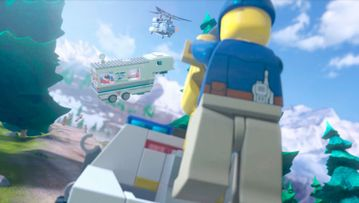 Mini Movie 2 - Mountain Police 2 LEGO Life