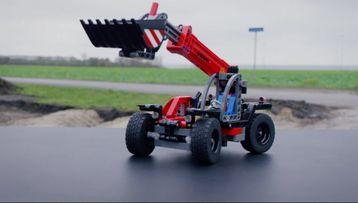 Technic_LL_Telehandler42061_video