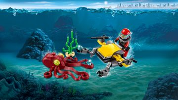 60090 Deep Sea Scuba Scooter