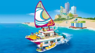 41317 Sunshine Catamaran