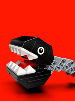 Check out the Chain Chomps!