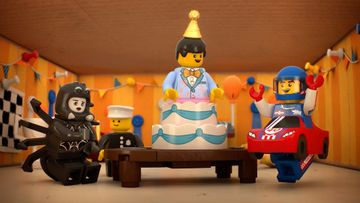Surprise Party – LEGO® Minifigures – Series 18