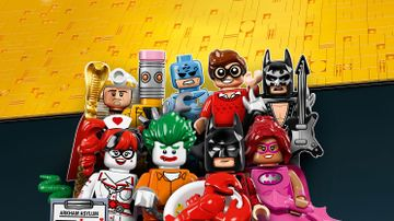 71017 LEGO Minifigures Batman