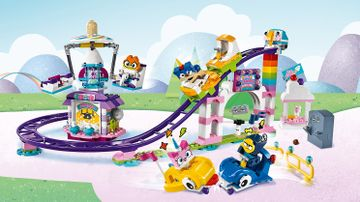 41456 Unikingdom Fairground Fun