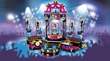 Pop Star Show Stage