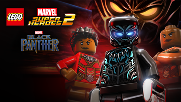 LEGO® Marvel Super Heroes 2 Black Panther DLC-trailer