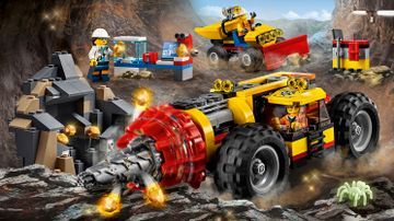 60186 Mining Heavy Driller