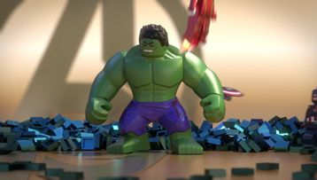 LEGO Marvel Avengers Reassembled Episode 3