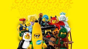 71013 LEGO minifigures Series 16