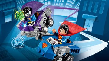 76068 Mighty Micros Superman vs Bizarro