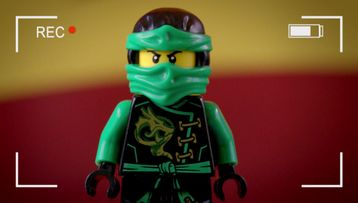 LEGO Ninjago The Competition Begins