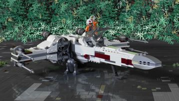 Inboxing – X-Wing Starfighter™ – 75218