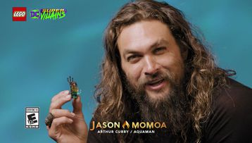 Offisiell forfilm for LEGO® DC Super-Villains Aquaman DLC