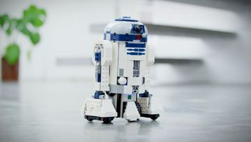 Meet R2-D2 big little hero