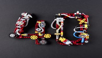 Joyeux anniversaire LEGO® Technic !
