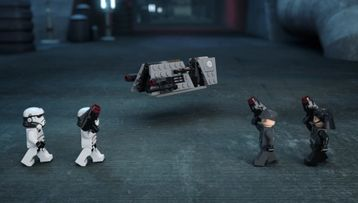 75207 – Imperial Patrol Battle Pack | Product Animation