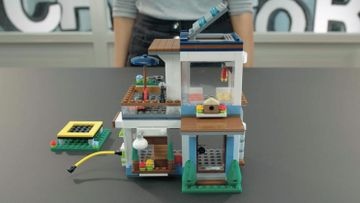 Casa moderna (31068)