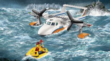 Záchranářský hydroplán