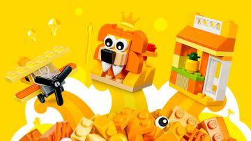 Orange Creativity Box