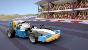Race to the Finish and WIN with LEGO® Creator 3in1 31072 Extreme Engines!