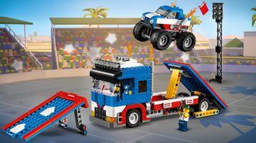 31085 Mobile Stunt Show