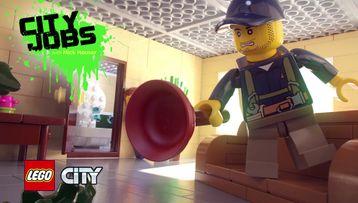 LEGO® CITY Studio CITY Jobs EP2 E.M.T Squared