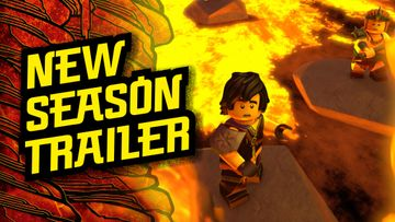NINJAGO: Master of the Mountain – Official Trailer – LEGO® NINJAGO®