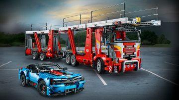 Camión de Transporte de Autos