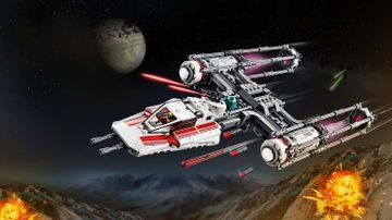 75249 Resistance Y Wing Starfighter