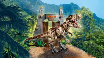 75936 Jurassic Park T Rex Rampage