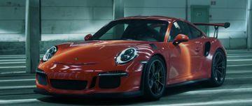 Porsche 911 GT3 RS 42056 Reveal - LEGO Technic