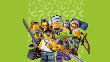 8803 LEGO Minifigures