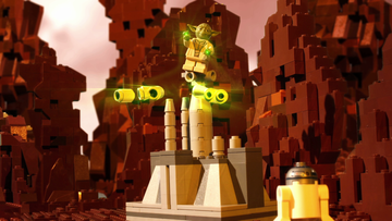 Anything Yoda Can Do LEGO Star Wars Clone Wars