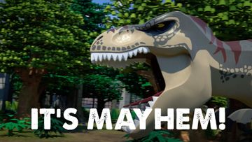 LEGO® Jurassic World Double Trouble: Trailer - Coming soon