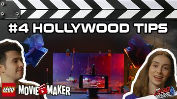 Kursy mistrzowskie Movie Maker THE LEGO® MOVIE 2™ — Część 4: Jak to robią w Hollywood