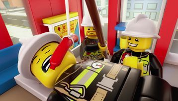 LEGO® Time Machine - All Hands To the Rescue