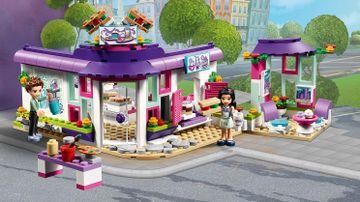 Emma a umělecká kavárna