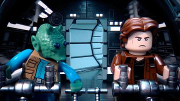 LEGO® Star Wars™ | Who's Your CoPilot? – Unfriendly Fire